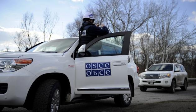 ОБСЕ за сутки зафиксировала на Донбассе 162 нарушения «тишины»