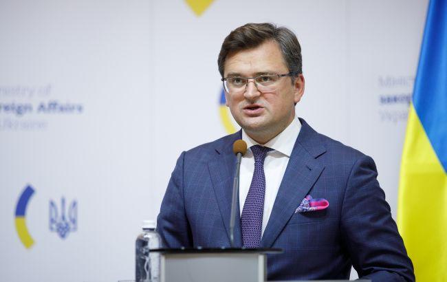 Глава МИД Украины объяснил необходимость диалога с Россией