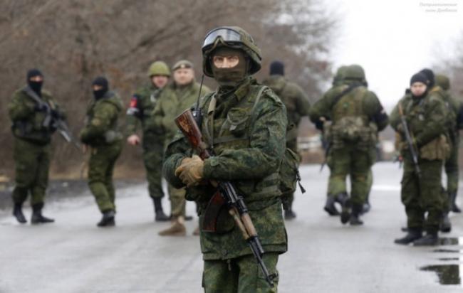 Сколько российских военных находится на Донбассе: данные разведки