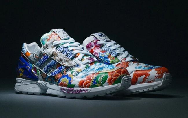 Adidas и мануфактура Meissen выпустили кроссовки за 1 млн долларов (ФОТО)