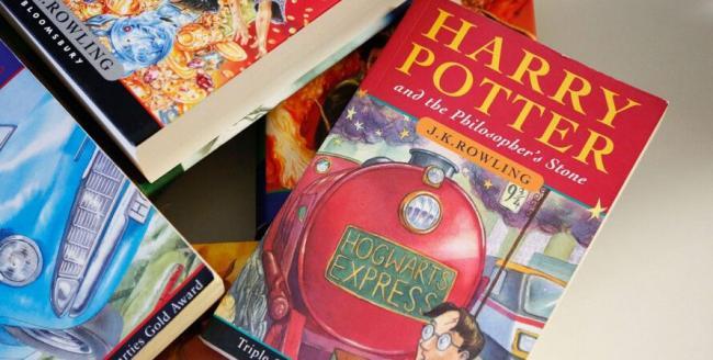 Первое издание книги о Гарри Поттере продано на аукционе за 2,5 млн гривен