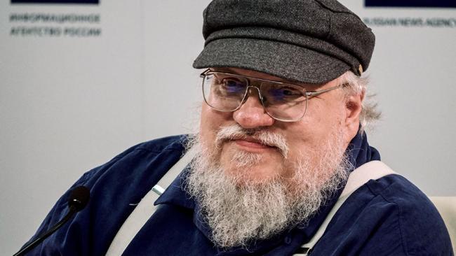 Автор «Игры престолов» назвал свой любимый сериал 2020 года