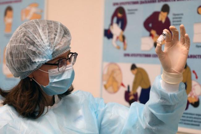 В Украине создадут реестр вакцинированных от коронавируса