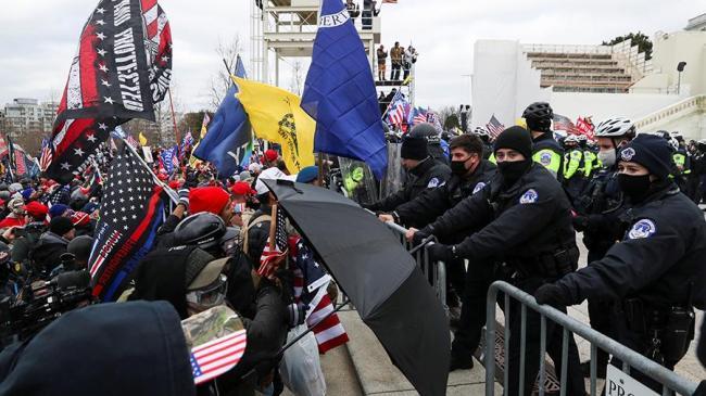 Во время беспорядков в Вашингтоне погибли четыре человека