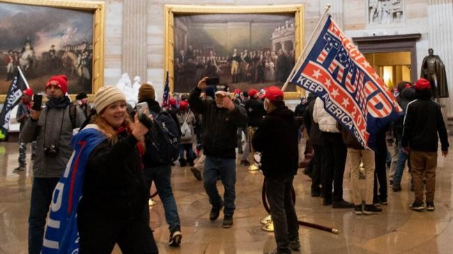 Звездный баскетболист НБА назвал протестующих в Вашингтоне террористами