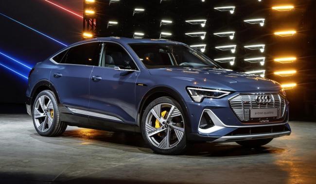 Audi и Porsche продали рекордное количество электрокаров