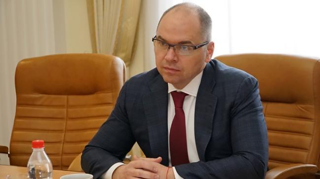 Степанов заверил, что Украина получит 910 тыс. доз вакцины от коронавируса в течение месяца