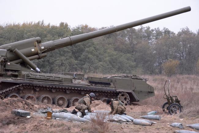 В Украине испытали новый тип снарядов для ВСУ