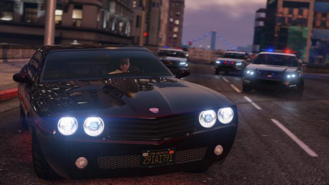 Авторы серии видеоигр GTA  запатентовали новую систему навигации ИИ-водителей