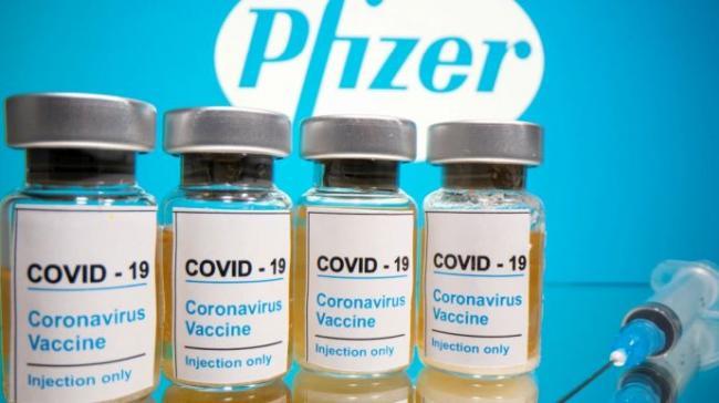 Украина в феврале получит более 100 тысяч доз вакцины Pfizer