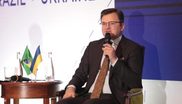 """Глава МИД Украины: """"Будет деоккупация Крыма - будет вода"""""""