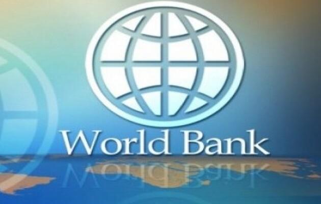 Украина рассчитывает получить 700 млн долларов от Всемирного банка
