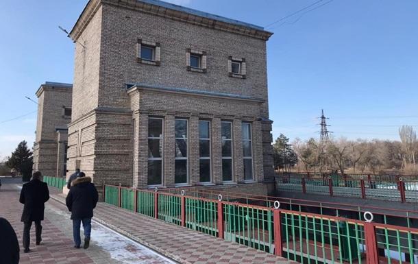 Украина достроит дамбу, чтобы исключить попадание воды в Крым