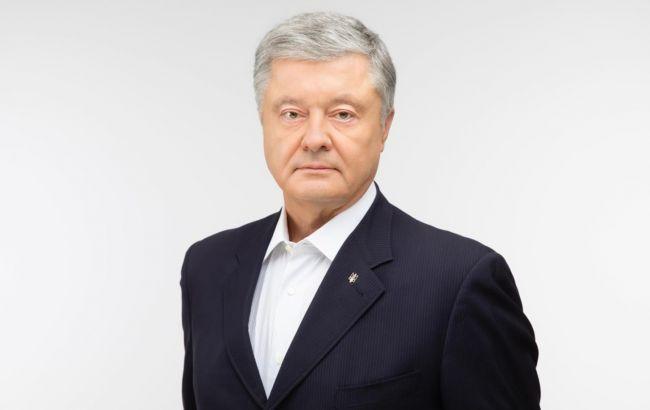 Порошенко публично поддержал санкции в отношении Медведчука