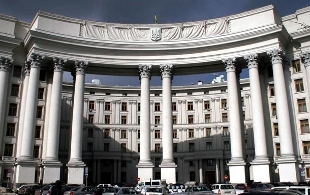 МИД Украины осудил репрессии против журналистов в Беларуси
