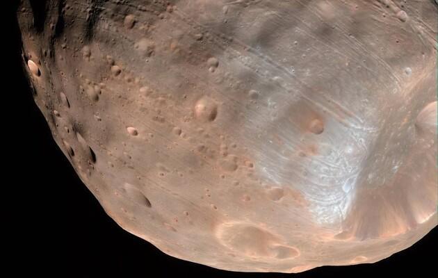 Спутники Марса могут быть обломками давно погибшего небесного тела
