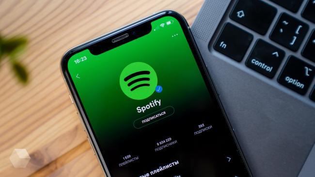 Spotify будет подслушивать разговоры своих пользователей