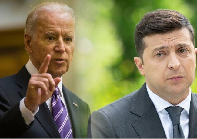 У Зеленского есть вопрос к Байдену: почему Украина до сих пор не в НАТО
