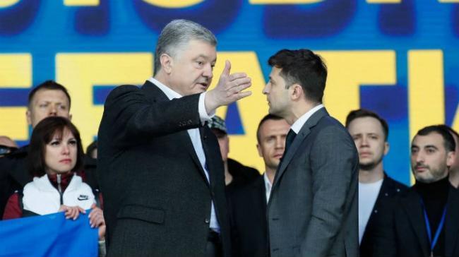 Турчинов заявил, что Порошенко готов возглавить правительство при каденции Зеленского