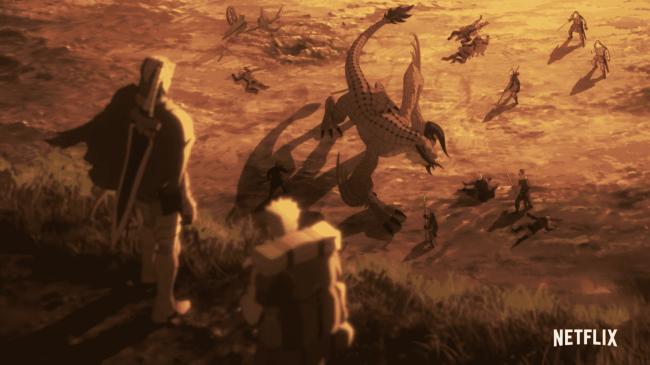 Netflix выпускает сериал по вселенной популярной компьютерной игры Dota