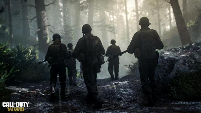 Новая Call of Duty вернётся во Вторую мировую
