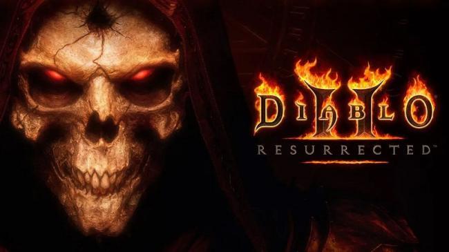 Компания Blizzard анонсировала ремейк культовой игры Diablo II