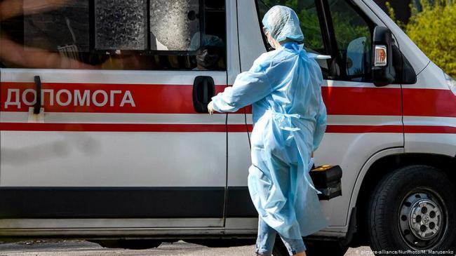 В Украине растет число случаев заражения коронавирусом