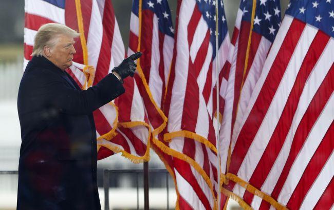 Трамп запретил Республиканской партии использовать свое имя для сбора денег