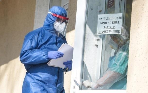 Украина вошла в десятку стран мира по приросту коронавируса