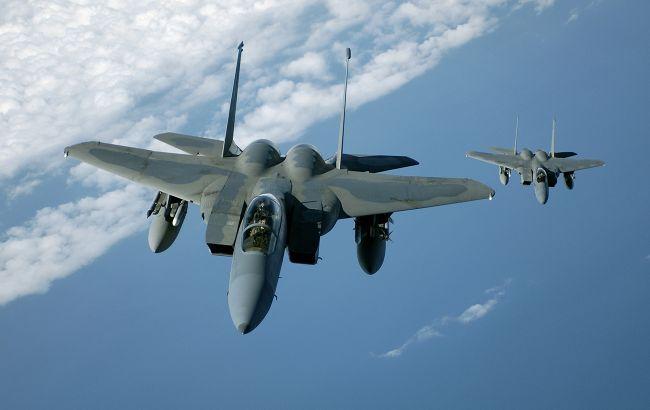Украина хочет получить американские истребители F-15