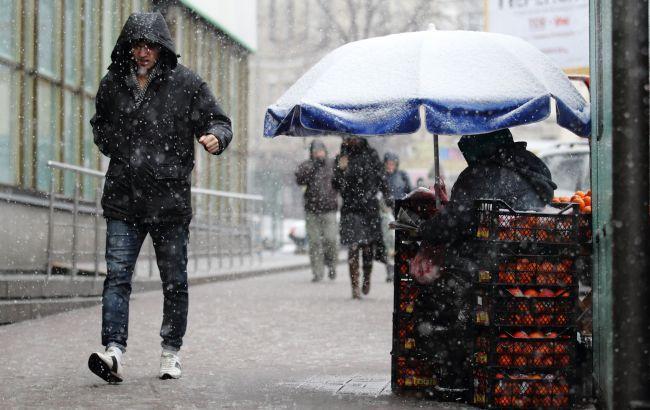 Украину накроют снегопады: куда вернется зима