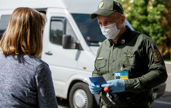 Кабмин ужесточил правила въезда на территорию Украины