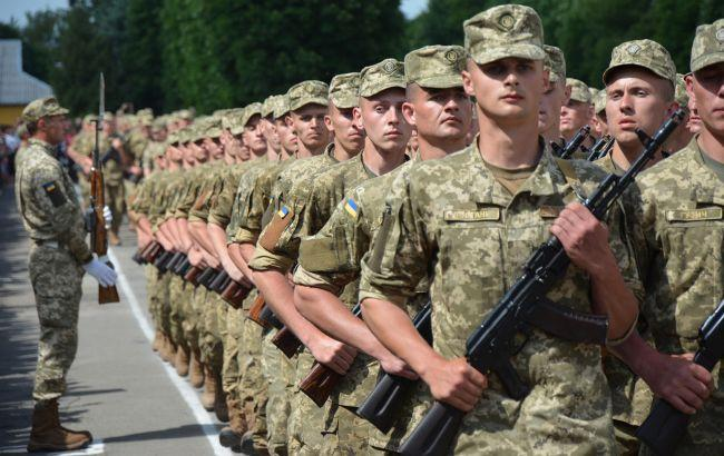 Мобилизация за сутки: украинский парламент одобрил закон о резервистах