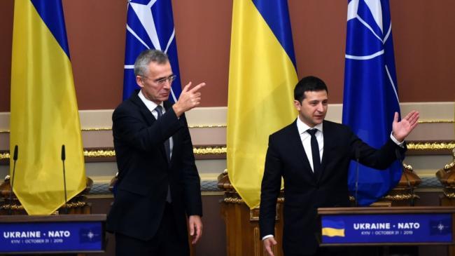 Украина ждет сигнала для вступления в НАТО - Офис президента