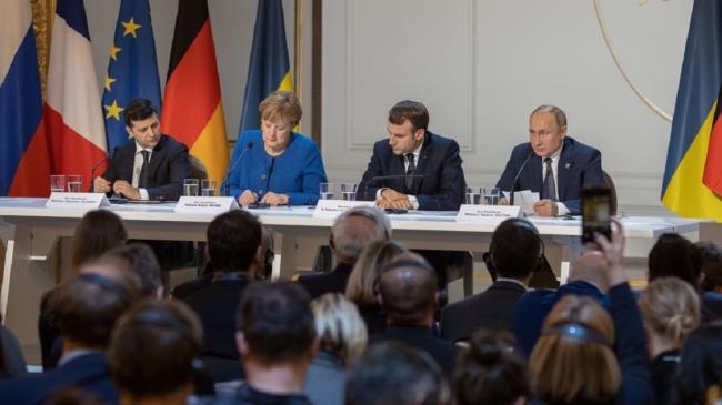 """Президент Украины готов изменить """"нормандский формат"""""""