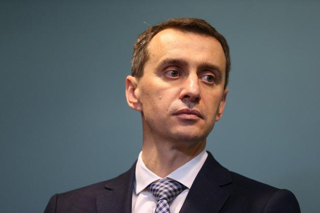 Главный санврач Украины заболел коронавирусом после первой дозы вакцины Covishield