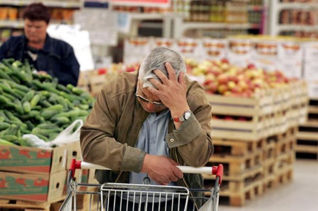 В правительстве назвали причины роста цен на продукты питания
