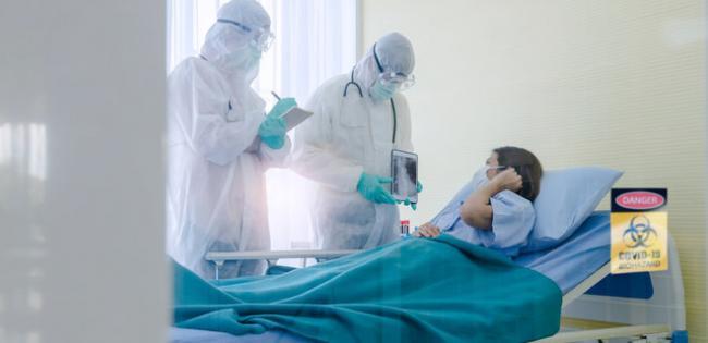 Сколько людей в Украине повторно заболели коронавирусом: данные от Минздрава