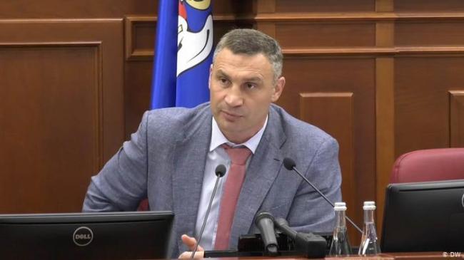 Кличко высказался о протестах под Офисом президента Украины