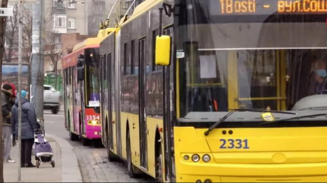 У Кличко объяснили решение не останавливать транспорт во время локдауна