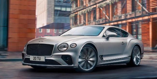 Bentley представила самый динамичный автомобиль в своей истории