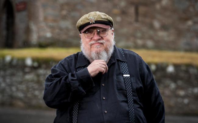 Автор «Игры престолов» Джордж Мартин подписал пятилетний контракт с HBO