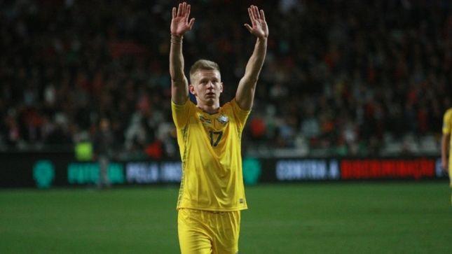 Капитан сборной Украины поговорил о неудаче в матче с Казахстаном