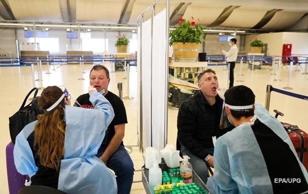 Израиль ввел новые правила въезда для украинцев
