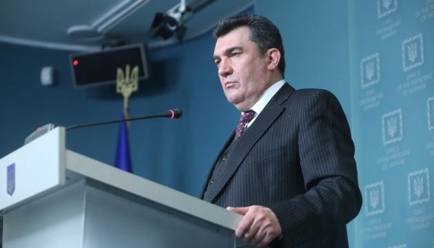 Данилов призвал СМИ противодействовать «черной» пропаганде России