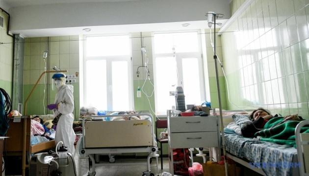 Более 1,2 тысячи украинцев повторно инфицировались коронавирусом