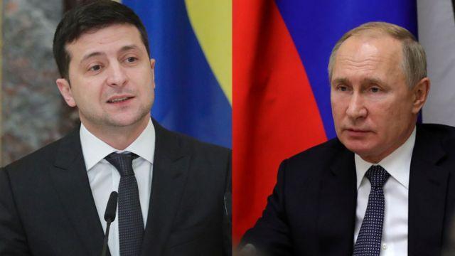 У Путина рассказали, как проходит подготовка встречи с Зеленским