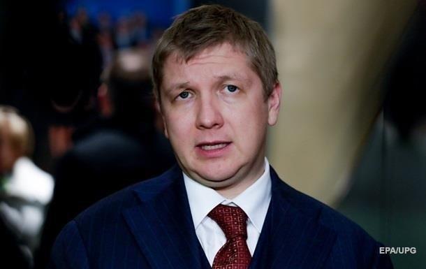 Глава Нафтогаза Украины Кобелев уволен с занимаемой должности