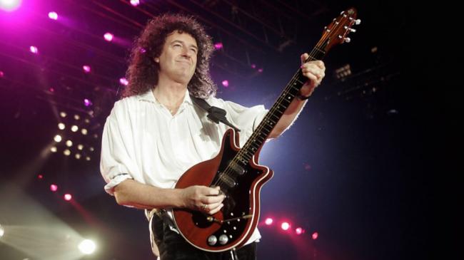 Гитарист Queen принял участие в научной работе об астероиде