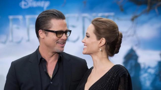 Брэд Питт и Анджелина Джоли потратили на развод по миллиону долларов